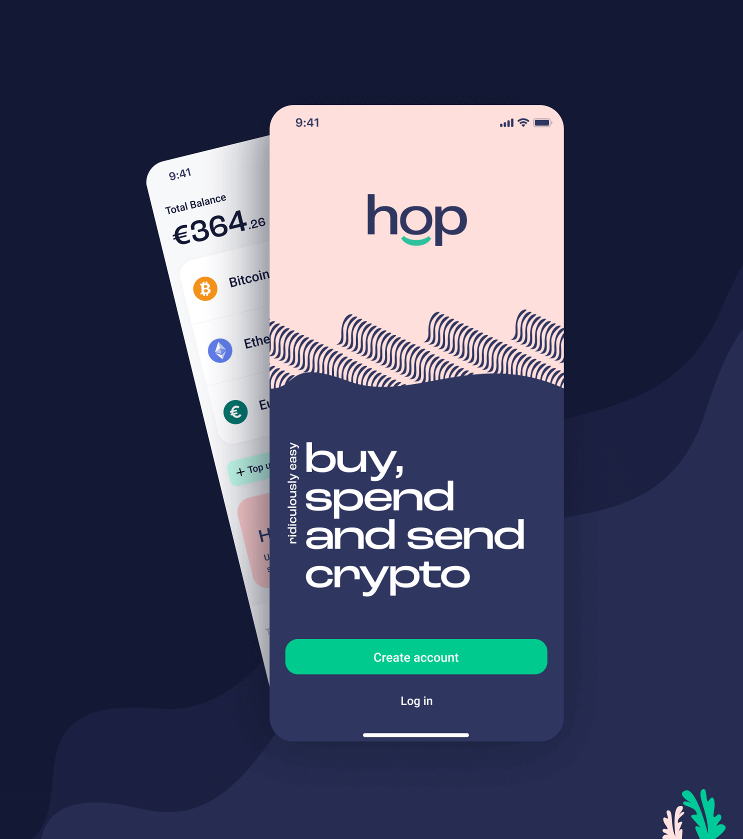 Branding and Product Design for Hop